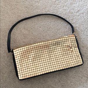 INC clutch purse